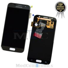 Galaxy S7 LCD Display silber
