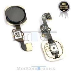 iPhone 6S Plus Homebutton Flex schwarz