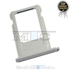 iPhone 6S Sim Tray silber