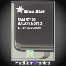 Galaxy Note 2 - Blue Star Akku