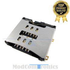 iPhone 4 - Simcard Slot komplett