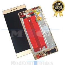 Huawei Ascend P8 LCD Display gold