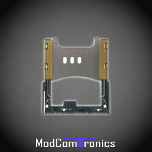 Iphone 3G Simcard Slot