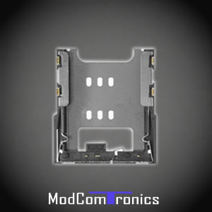Iphone 3GS Simcard Slot