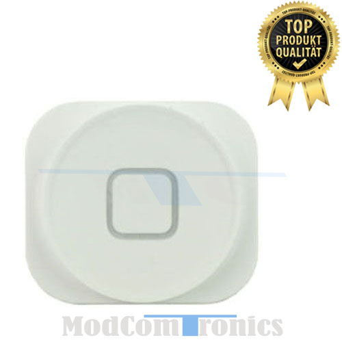 iPhone 5 - Homebutton weiss