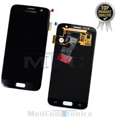 Galaxy S7 LCD Display schwarz
