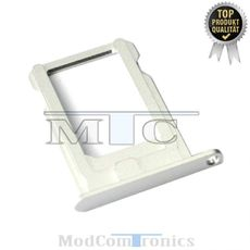 iPhone 5S - Sim Tray silber