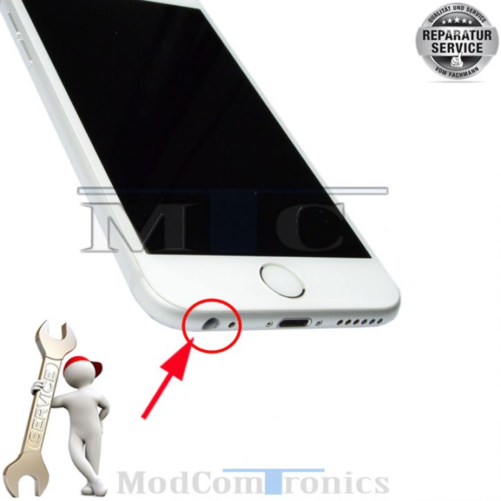 iPod Touch 4 Headphone Reparatur