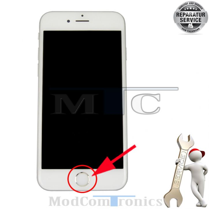 iPhone 5S Homebutton Reparatur