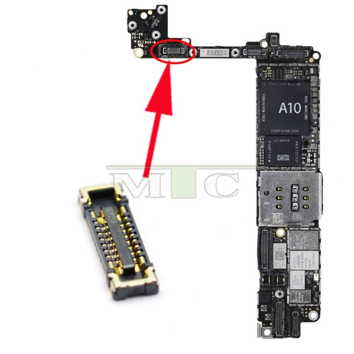 iPhone 7 / 7 Plus Power FPC Reparatur