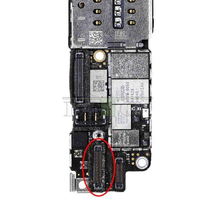 iphone 7 lcd display reparatur