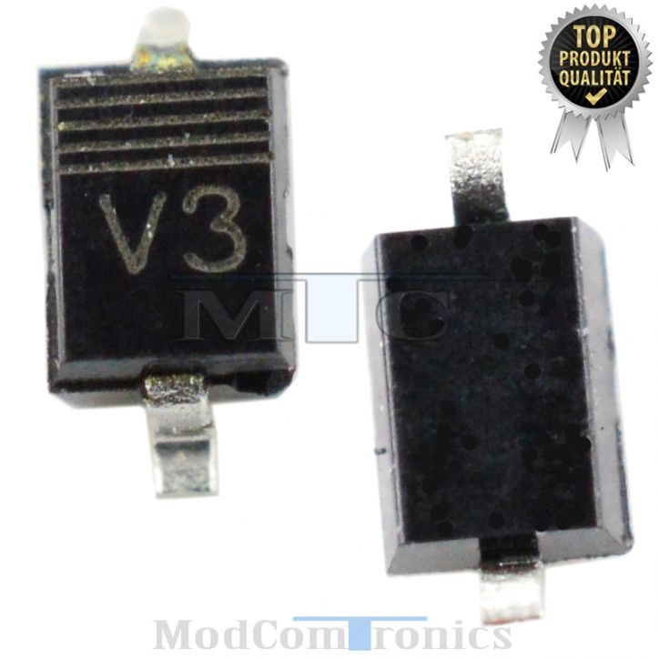 iPad 2 3 4 mini Backlight Diode IC V3