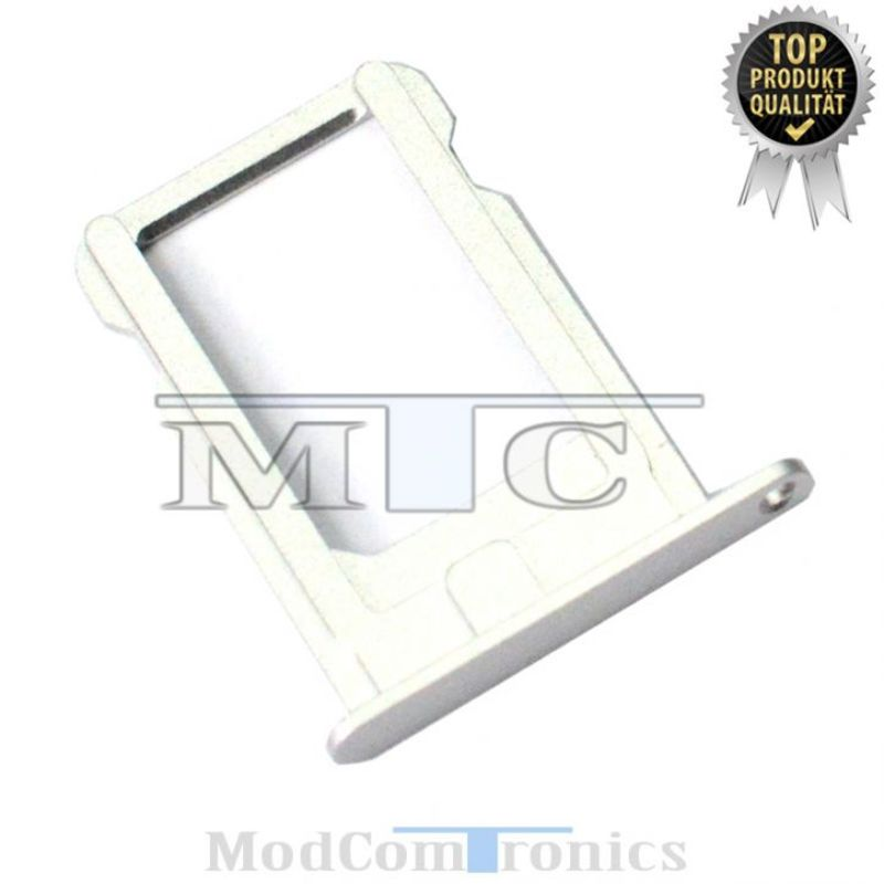 iPhone 5 - Sim Tray silber