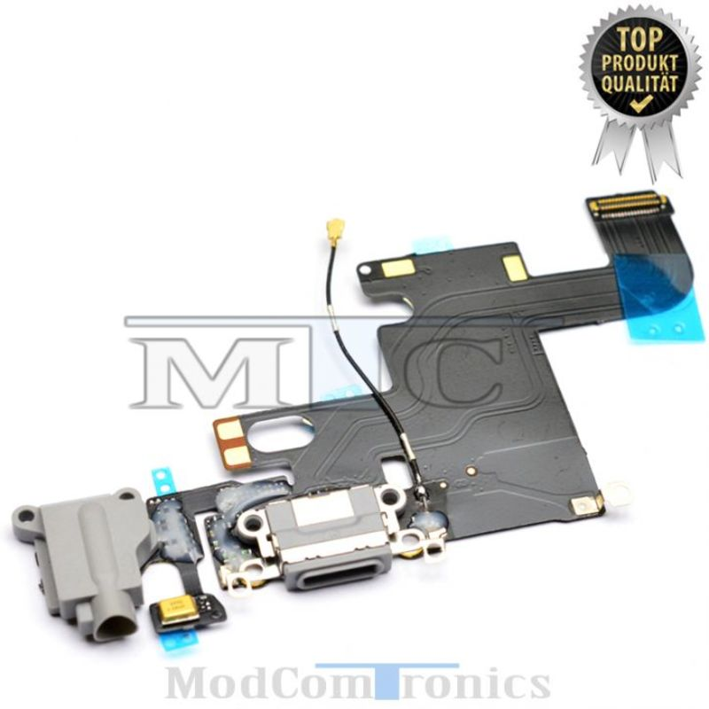 iPhone 6 Dock Connector Flex grau