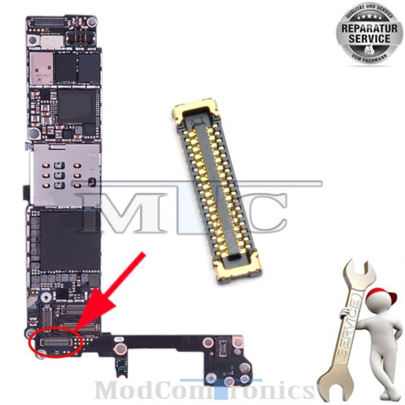 iPhone 6S / 6S+ Backkamera FPC Reparatur