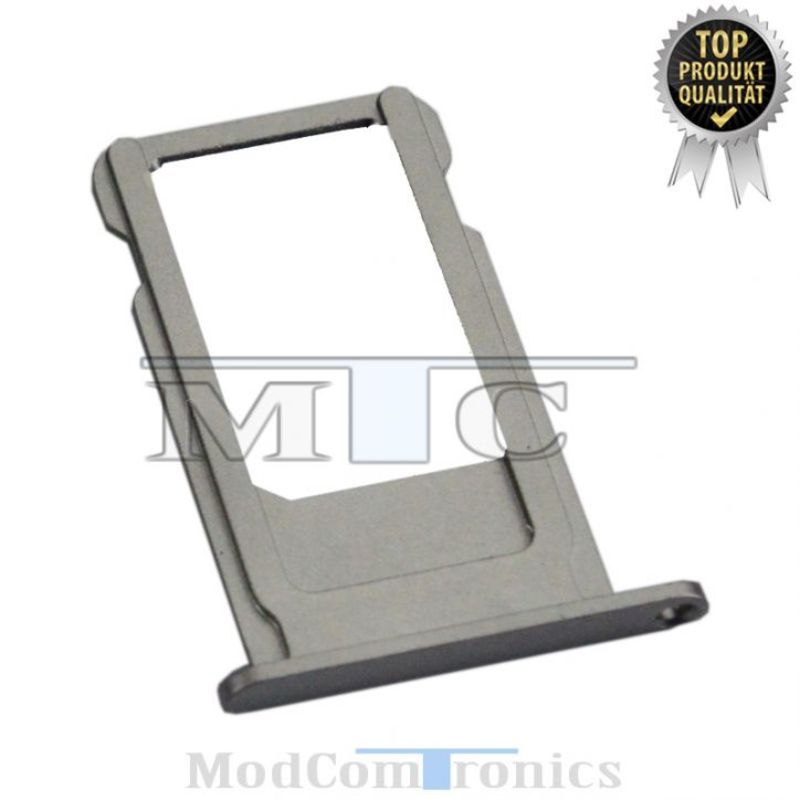 iPhone 6S plus Sim Tray spacegrau