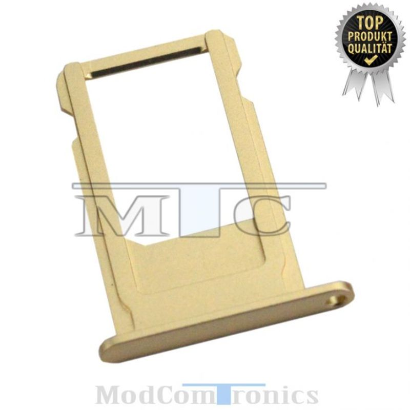 iPhone 6S plus Simtray gold